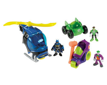 Imaginext DC Superfriends Gift Set with DVD. Kmart Exclusive! - recaro north