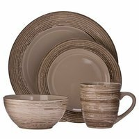 CCA International Birch 16-pc. Dinnerware Set