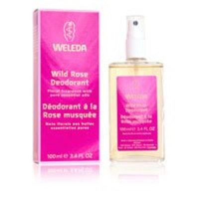Weleda: Wild Rose Spray Deodorant, 3.4 oz
