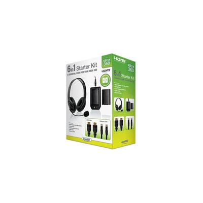 DreamGear 6-in-1 Xbox360 Starter Kit