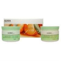 AHAVA Pure Joy Spa Rejuvenating Set (Syringa & Green Apple)