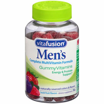 Vitafusion Men's Gummy Vitamins Complete MultiVitamin Formula