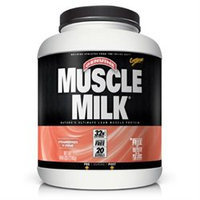Cytosport Muscle Milk, Strawberries And Creme, 4.94 Pound