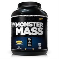 CytoSport CSPTMONM5.95BANAPW Monster Mass Banana Creme 5.95 lb