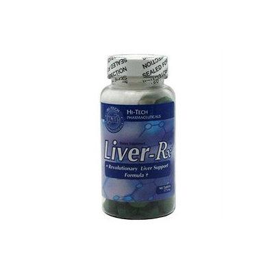 Liver-Rx, 90 Tablets, Hi-Tech Pharmaceuticals