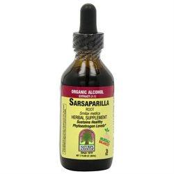 tures Answer Nature's Answer - Sarsaparilla Root Organic Alcohol - 2 oz.