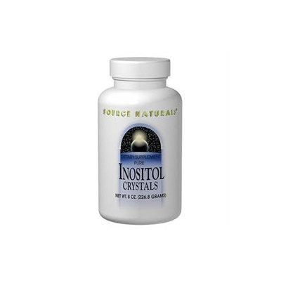 Source Naturals - Inositol Powder Pure - 2 oz.