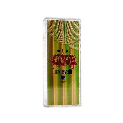 Roberto Cavalli Just Cavalli I Love Her Eau De Toilette Spray 60ml/2oz