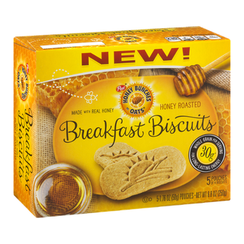 Honey Bunches Of Oats Breakfast Biscuits Honey Roasted (Discontinued)