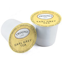 Twinings Earl Grey Tea, K-Cup Portion Pack for Keurig K-Cup Brewers, 24-Count