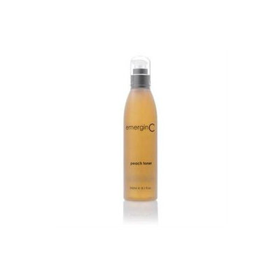 emerginC Peach Toner 240ml/8.1oz