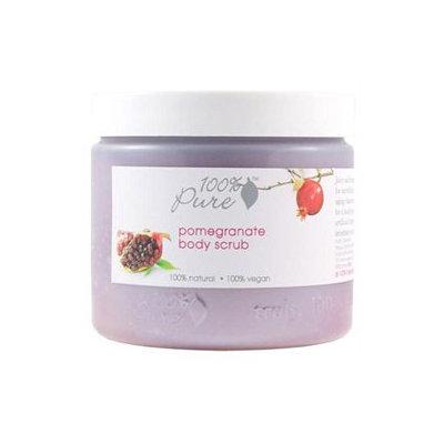 100% Pure Body Scrub Pomegranate