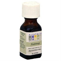 Aura Cacia Pure Essential Oil Nutmeg - 0.5 fl oz