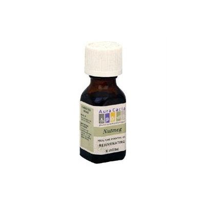 Aura Cacia Pure Essential Oil Nutmeg - 0.5 fl oz