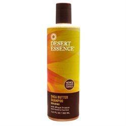 Desert Essence - Shea Butter Shampoo - 12.9 oz.