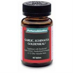 Garlic Echinacea Gldnsl + 60 Tab By Futurbiotics (1 Each)