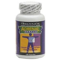 Health Plus 0977579 Adrenal Cleanse - 90 Capsules