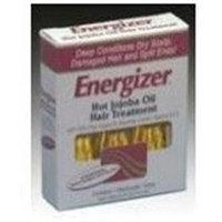 Hot Oil Trtmnt Energize 3/.5 Oz by Hobe Laboratories (1 Each)