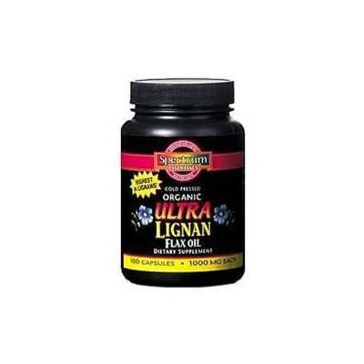 Spectrum Essentials Ultra Enriched Flax Oil with Lignans