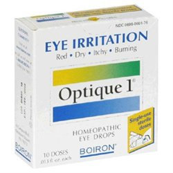 Boiron Optique 1 Minor Eye Irritation Drops
