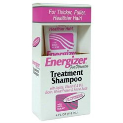 Hobe Laboratories Energizer Treatment Shampoo for Women, 4 oz, Hobe Labs
