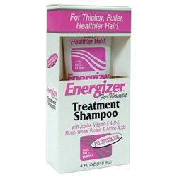 Hobe Laboratories Energizer Treatment Shampoo for Women, 4 oz, Hobe Labs