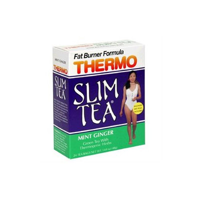 Thermo Slim Tea Mint Gngr 24 Bag By Hobe Laboratories (1 Each)