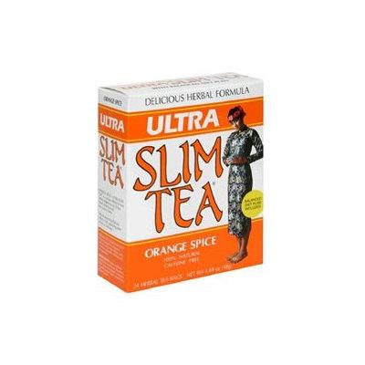 Hobe Laboratories 0626697 Ultra Slim Tea Orange Spice - 24 Tea Bags