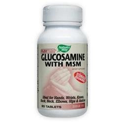 tures Way FlexMax Glucosamine with MSM by Nature's Way - 80 Tablets