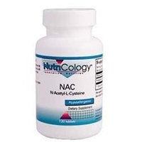 Allergy Research nutricology N-Acetyl Cysteine 120 Tabs by Nutricology/ Allergy Research Group