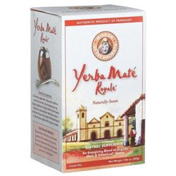 Wisdom of the Ancients Yerba Mate Royale Loose Tea