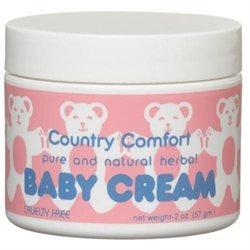 Country Comfort Herbals - Baby Cream - 2 oz.