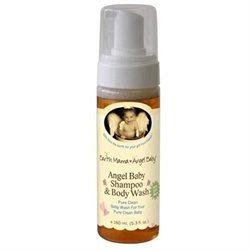 Earth Mama Angel Baby - Shampoo & Body Wash - 5.3 oz.