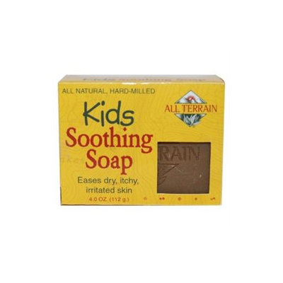 All Terrain Natural Kids Soothing Soap (4 oz.)