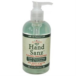 All Terrain Hand Sanz - With Aloe & Vitamin E