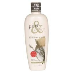 Frontier Pure & Basic - Body Wash Revitalizing - 12 oz.