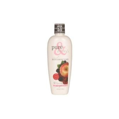 Pure & Basic - Body Wash Fuji Apple Berry - 12 oz.