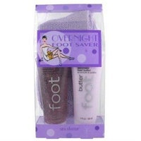 Spa Sister Overnight Foot Saver Kit 3 Piece Set
