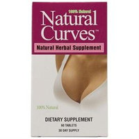 Biotech Corporation Natural Curves - 60 Tablets