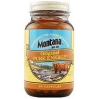 Pure Energy Capsules 90 Caps by Montana Naturals