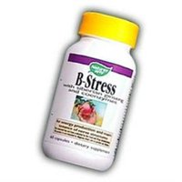 tures Way Nature's Way B-Stress Formula with Siberian Eleuthero - 60 Capsules