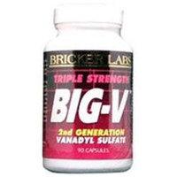 Bricker Labs Big-V Triple Strength - 90 Capsules