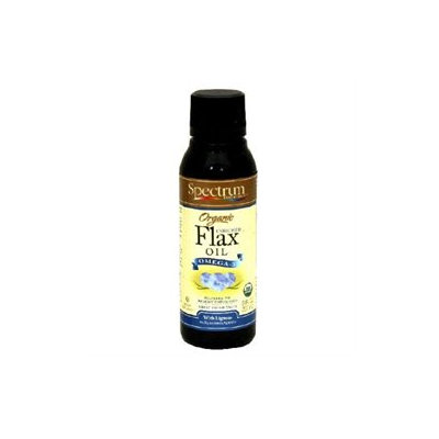 Spectrum Diversified Spectrum Essentials 40505 Spectrum Essentials Flax Oil Enriched With Lignan -12x8 Oz