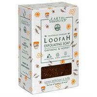 Earth Therapeutics - Loofah Exfoliating Soap Oatmeal & Honey - 4 oz.