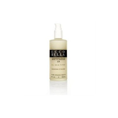 Ecco Bella Cleansing Milk and Make up Remover with Azulene