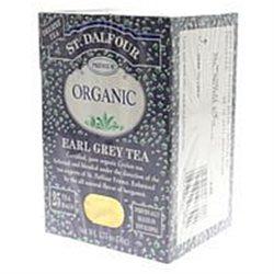 St. Dalfour Organic Tea Earl Grey - 25 Tea Bags