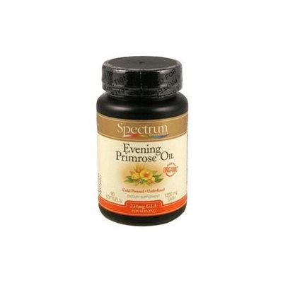 Spectrum Diversified Organic Evening Primrose Oil, 1300 mg, 90 Softgels, Spectrum Essentials