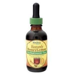 Herbasway Laboratories HerbaGreen Tea Honey Lemon - 2 fl oz