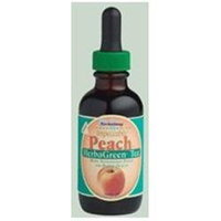 Herbasway Herbal Concentrates HerbaSway - HerbaGreen Tea Impeccably Peach - 2 oz.