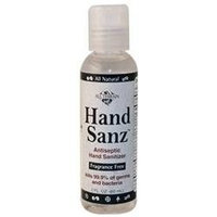 All Terrain Antiseptic Hand Sanitizer Fragrance Free 2 oz